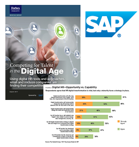 SAP Forbes HR Report cover